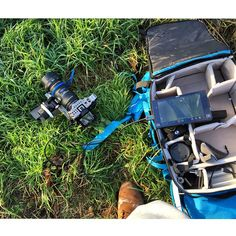 """""""#shooting some #macro #4k #stock with #waterdrops #nature #atomos #shogun #sony #a7s @fstopgear bag Is Helping me ;) @movcam Cage and #genus #followfocus"""""""