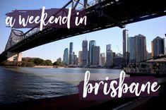 A Weekend In Brisbane – Prins in Oz
