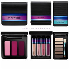 Mac holiday 2015 sets