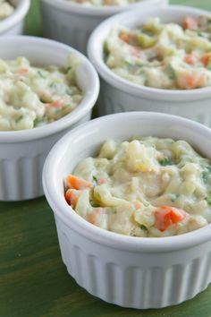 Healthy Chicken Pot Pie #glutenfree #paleo #dairyfreehttp://www.healthfulpursuit.com/