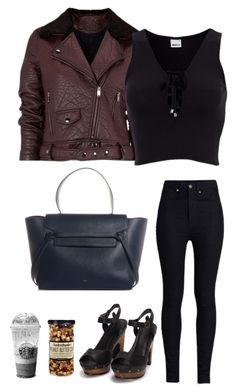 """EASY RIDER"" by eellcat ❤ liked on Polyvore"