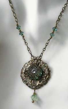 $110 #jewelry.  I could make this for a fraction of the cost