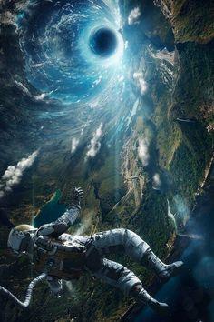 Science Fiction World - Kosmos Fantasy Landscape, Fantasy Art, Landscape Art, Cosmos, Science Fiction Art, Science Art, Science Space, Science Notes, Galaxy Art