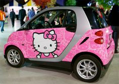 My girls future car!!