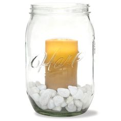 <div>Beautify your dining table setting by using this Apothecary & Company™Mason Jar Lante...