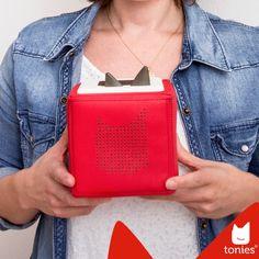 Die Toniebox - der Hörspielwürfel. Mehr Informationen gibt es auf www.tonies.de