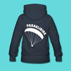Paraglider Paragliding hang gliding tshirts and more
