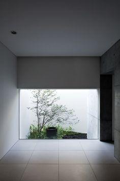 Residence in Kurakuen —  NRM-Architects Office