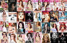 Lana Del Rey #LDR (magazine covers 2011/2012)