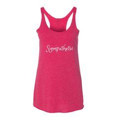 Sympathetic-Women's tank top