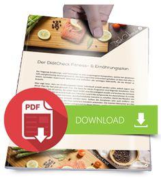 Kostenloser Ernährungsplan von DiätCheck.net