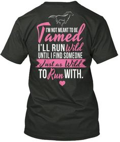 She loved her shirt so much she made this awesome graphic for it! You can grab this shirt only at http://cutencountry.com/products/tamed?utm_source=pinterest&utm_medium=post&utm_campaign=tamedreview
