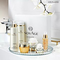 NovAge by Oriflame Cosmetics ❤MB