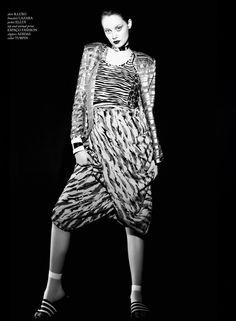 awesome U+Mag Winter 2013.14 | Thairine Garcia by Vitor Pickersgill  [Editorial]
