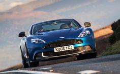 Aston Martin Vanquish S - Nov 2016