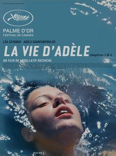 Affiches, posters et images de La Vie d'Adèle : Chapitres... (2013)