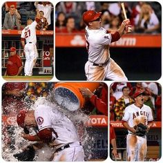 mike trout cycle | Mike Trout – 1, Padres – 0 | LobShots