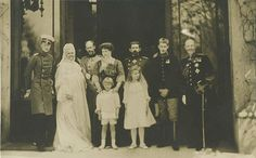 """hrhawesome: """" Members of the Royal family of Romania; History Of Romania, Romanian Royal Family, Queen Mary, Royal Weddings, Group Photos, Ferdinand, Parka, Descendants, Royalty"""