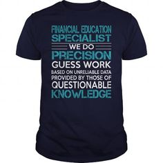 Awesome Tee For Financial Education Specialist #checkered shirt #sweatshirt blanket. GET  => https://www.sunfrog.com/LifeStyle/Awesome-Tee-For-Financial-Education-Specialist-99678449-Navy-Blue-Guys.html?68278
