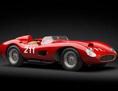 1957 model Ferrari 625 TRC spider, sold in auction for 5 million euros