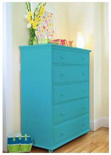 pintar muebles lacados