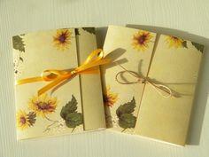 Invito a nozze girasole gialli fiori matrimonio di ancamilchis