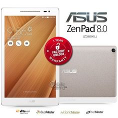 Unlocked-ASUS-Z380KL-ZenPad-8-16GB-Metallic-Android-4G-LTE-Mobile-Phone-Tablet