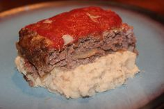 Been told this is the best Meatloaf recipe and best version of Mashed Cauliflower.