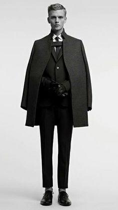 Style: Ozwald Boateng | A Man's Story | Ozwald Boateng