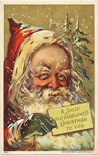 Ak Weihnachten 1908 Weihnachtsmann