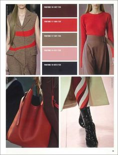 Siguiente Look - Tendencias de Moda Estilos & Accesorios A / W 2016/2017