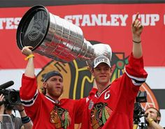 Blackhawks Stanley Cup Victory Parade and Rally - 06/18/2015 - Chicago Blackhawks - Photos