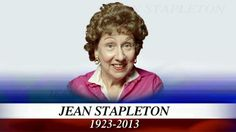 Jean Stapleton, best known for playing Edith Bunker in All in the Family, dies at 90 | Fox News