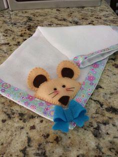 Sr. Rato na fraldinha