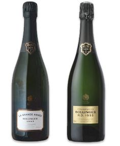 Champagne Bollinger 69' - Why??? Because James Bond drinks it. It must be 69' though