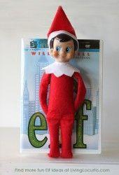Elf on the Shelf IDEAS | Living Locurto