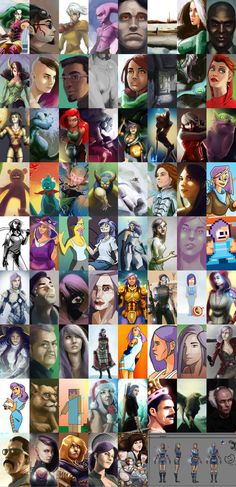 EvilPNMI's 2014 retrospective by EvilPNMI on DeviantArt