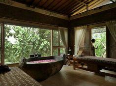 Padma spa in Plataran Borobudur.. very relaxing.. u wanna try?