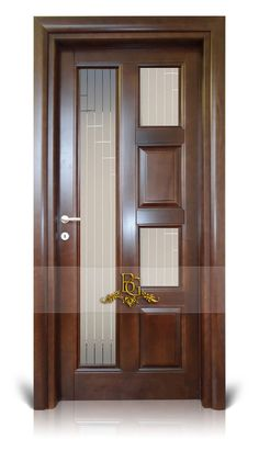 all type door design Wooden Glass Door, Wooden Front Door Design, Pooja Room Door Design, Wooden Doors Interior, Wooden Main Door Design, Wooden Front Doors, Door Glass Design
