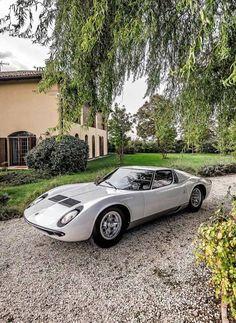 10 Best Lamborghini Old To New Images Lamborghini Miura Vintage