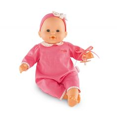 Corolle - Doll 36cm Mon Bebe Classique Classic Pink