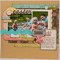 A Project by GlueMeetsPaper from our Scrapbooking Gallery originally submitted 10/24/11 at 08:03 PM