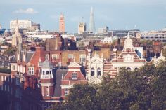 East-West Divide Growing in Central London Property Market