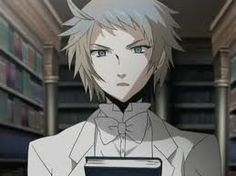Elliot from Pandora Hearts