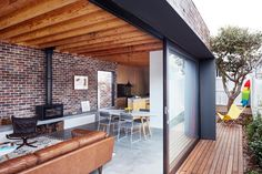 those architects turn post-war build into home for young family