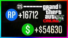 "GTA 5 Online - Top Five Best Ways To ""Make Money"" Fast & Easy In GTA Online! (GTA V)"