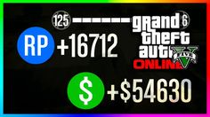 "GTA 5 Online - Top Five Best Ways To ""Make Money"" Fast & Easy In GTA Online! (GTA V)"