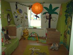Kinderzimmer 'Dschungel- Kinderzimmer' - Dschungel- Kinderzimmer - Zimmerschau