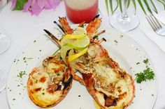 Fresh hand-caught local lobster Simpson Bay, St Martin, Restaurant Bar, Trip Advisor, Fresh, Ethnic Recipes, Photos, Food, Pictures