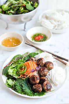 Bun Cha – Vietnamese